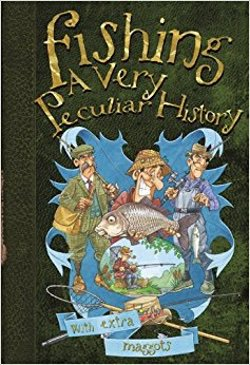 Fishing: A Very Peculiar History by Rob Beattie book cover
